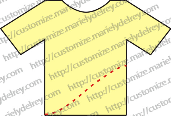 customizar_corte_de_camiseta1_customizando