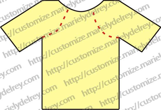 customizar_corte_de_camiseta8_customizando