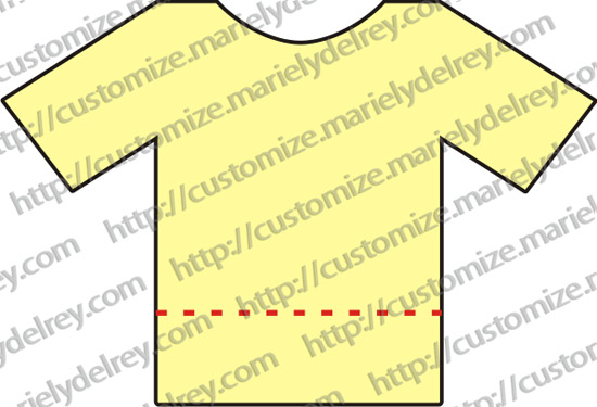 customizar_corte_de_camiseta9_customizando