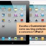 Sorteio de 2 iPad's