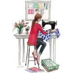 Desejo: aprender a costurar