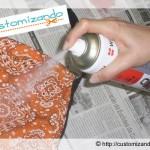 Impermeabilizando bolsas
