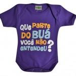 Body para bebês com frases engraçadas