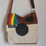 Bolsa customizada do Instagram