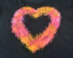 blusinha coração