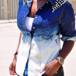 7 ideias para customizar sua camisa jeans