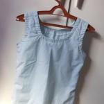 Costureira Aprendiz: minha primeira costura