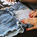 Dicas para quem quer customizar roupas em casa