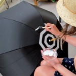 Customizando o guarda-chuva