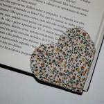 DIY: Marcador de Página de Coração