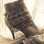 Customização de bota