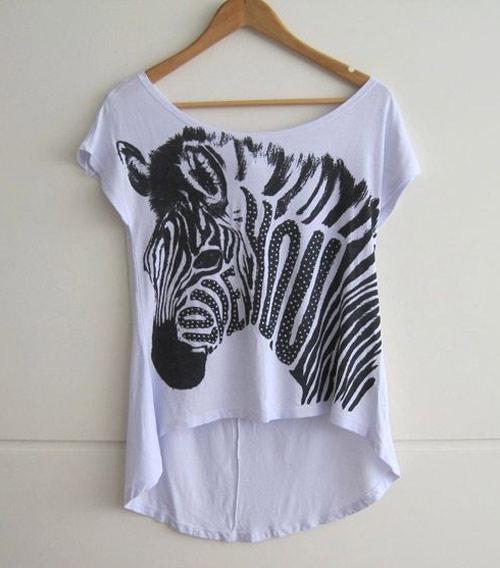 Inspiração zebra