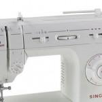 Costureira aprendiz: a máquina de costura