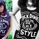 As blogueiras customizam: Janaina do blog Opinando Moda