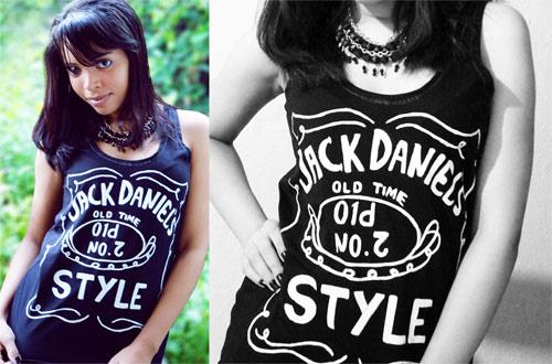 As blogueiras customizam - Opinando Moda
