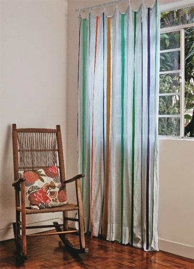 customização de cortinas