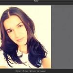 Customizando fotos com Fotor
