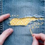 Como remendar calça jeans? Veja 5 jeitos legais de como fazer