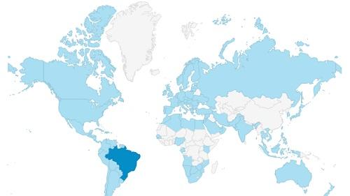 customizações internacionais - chamada para leitores estrangeiros