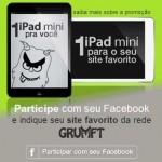 Ganhar iPad mini na Promoção da Grumft