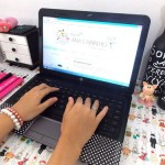 Customizando notebook com Contact