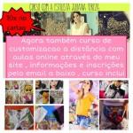 Curso Online de Customização Juliana Tereza