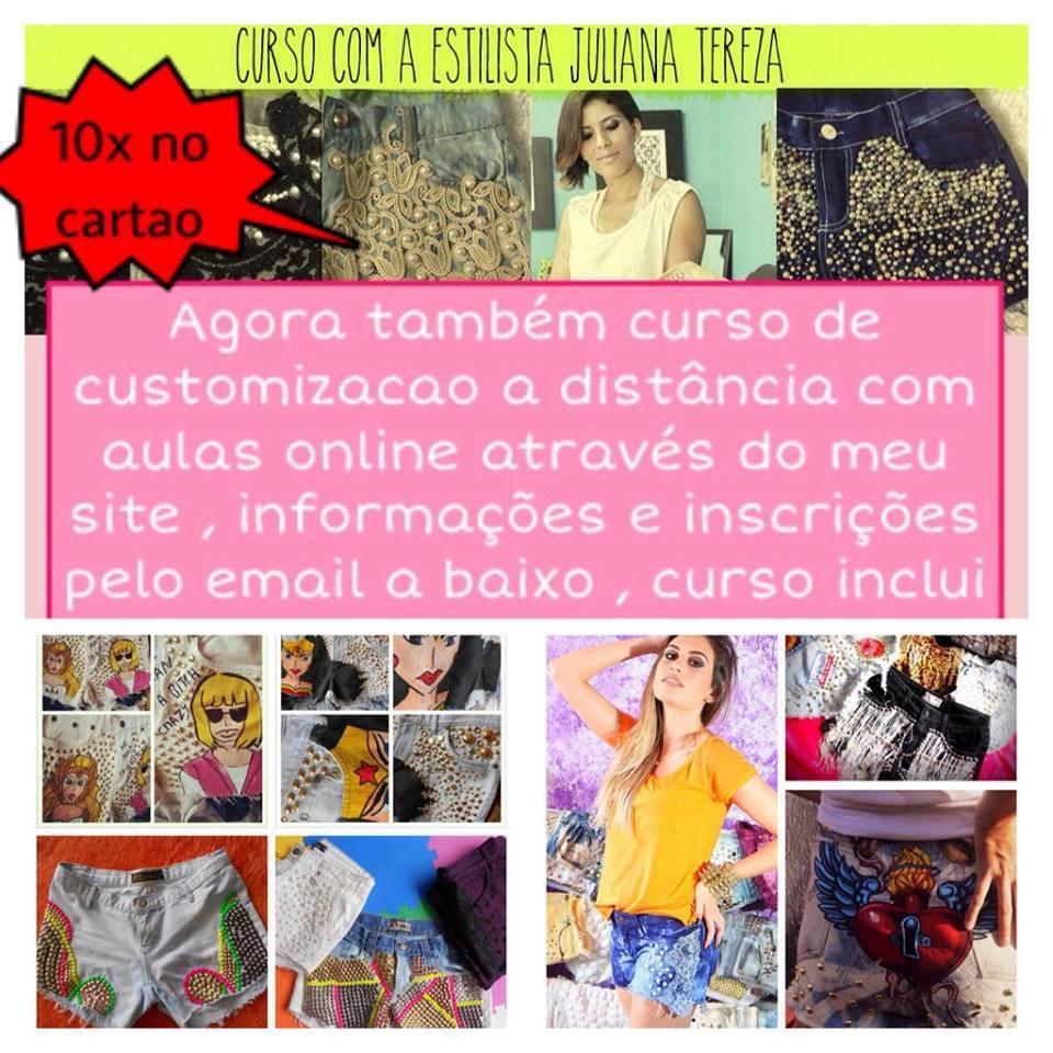 curso online de customização