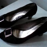 Como tingir sapato de tecido