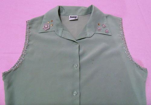 DIY - Customizando camisa com bordado