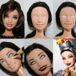 Customização de bonecas