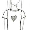 Como aumentar camiseta curta