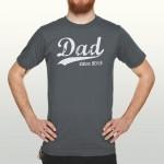 Inspiração: camisetas para o dia dos pais