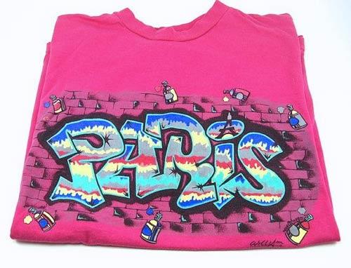 Inspiração: grafite