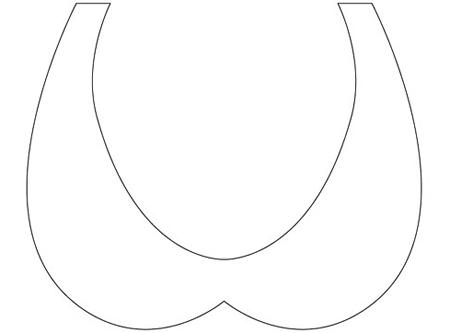 Molde de gola