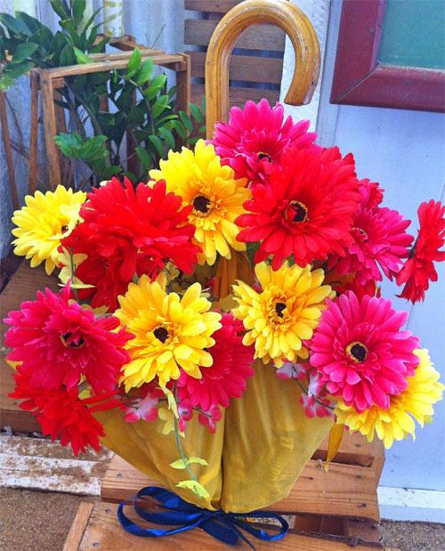 decorar a casa - guirlanda de flores