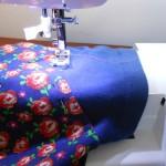 Como customizar blusinha ou camiseta com tecido estampado