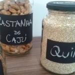Como organizar e rotular alimentos em vidros de conserva
