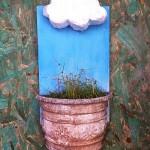 DIY vasinho de planta
