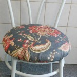 Como reformar cadeira de cozinha