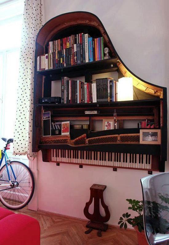 Nova vida para piano
