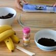 como fazer lollipop de banana