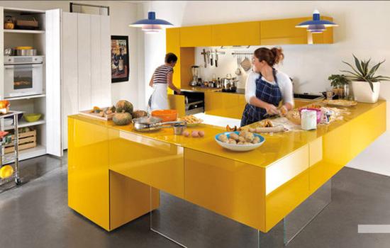 8 Cozinhas coloridas decoradas dos sonhos!