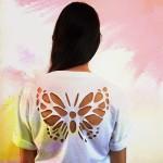 Apostila 27 moldes de recortes para costas de camisetas