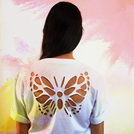 apostila Customizar camiseta