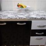 Restaurando armário de cozinha