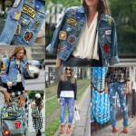 Como customizar jeans com patches