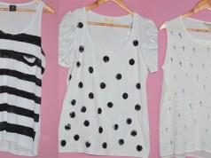 Ideias customização de camiseta