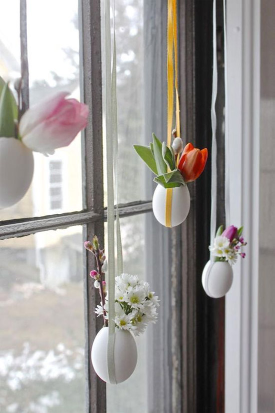 Ideias de decoração para Páscoa
