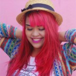 As blogueiras customizam: Lully do blog Lully Mel