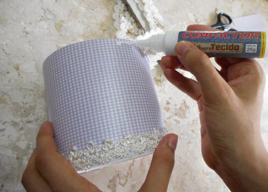 Como customizar lata